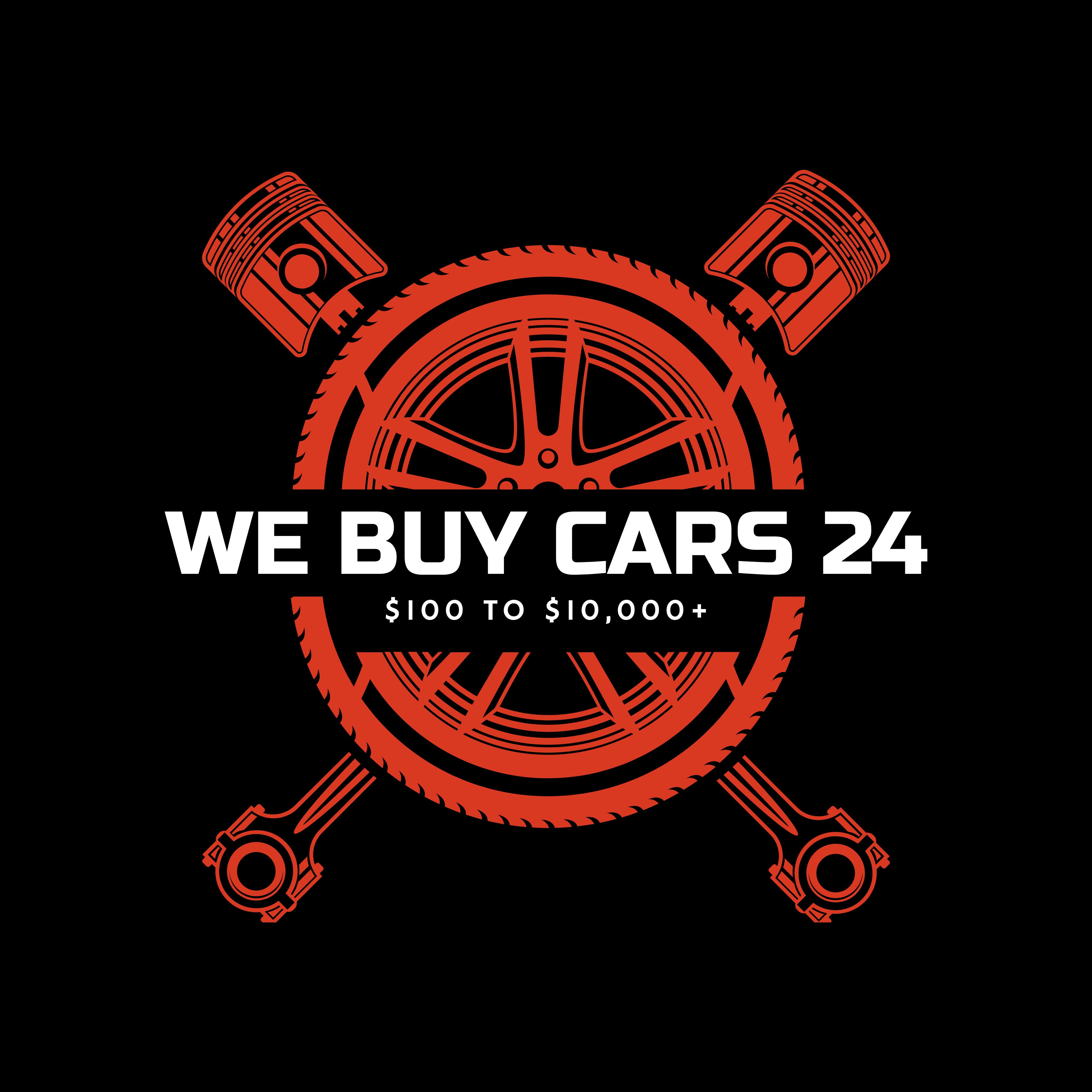 WE BUY CARS 24